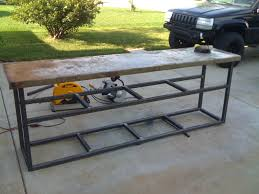 Workbench Designs For Garage Workbench Design And Build Thread Pirate4x4 Com 4x4 And Off