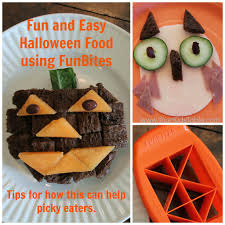 funbites giveaway and kids halloween fun food your kid u0027s table