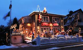 Home Outside Decoration Christmas Decorations House Crazy Outdoor Christmas Lights At