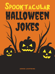 spooktacular halloween jokes arnie lightning