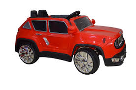 kids red jeep kidoo kids smart electric jeep model no hp 5688 price in