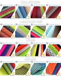 Material For Upholstery Heavy Duty Polyester Spandex Stretch Flyknit Fabric For Upholstery