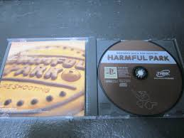 amazon com harmful park japan import video games