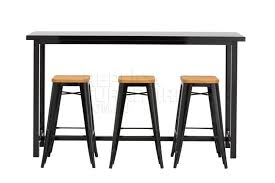 long counter height table new long counter height table bar stools images decor throughout