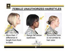 air force female hair standards air force hair regulations for females military hair air force