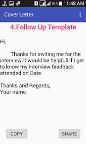 cover letter for freshers android apps on google play