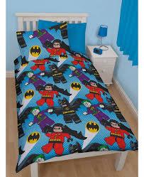 Teal Single Duvet Cover Lego Dc Superheroes Batman Dynamic Single Duvet Cover Set