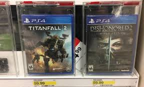 ps4 games black friday target ps4 u0026 xbox one video games 50 off at target the krazy coupon lady