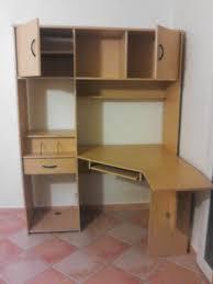meuble bureau ordinateur meuble bureau fabulous meuble de bureau mobilier bois exotique with