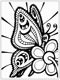 free coloring pages butterfly jpg jpeg image 768 1024