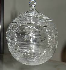best 28 large clear ornaments teardrop