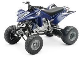 amazon com yamaha yfz 450 2008 atv blue toys u0026 games