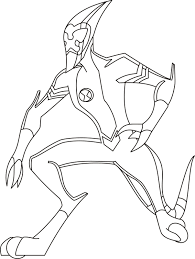 coloring pages ben 10 wiki fandom powered by wikia