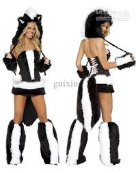 Leopard Costumes Halloween Cosplay Animal Costumes Women Furry Flower