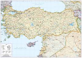 Map Of Istanbul Turkey Map Road Touring Roger Lascelles