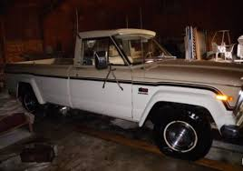 jeep trucks for sale 1975 jeep j10 truck 4x4 barn find for sale front whips