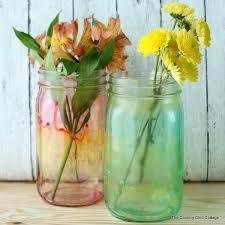 jar vase watercolor jar vases do more for less