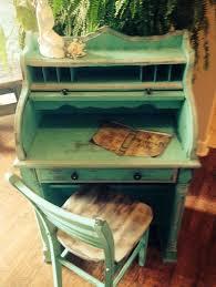 Chalk Paint Desk by A Mermaids Tale Vintage Childs Desk Hometalk