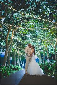 Backyard Wedding Lighting Ideas Triyae Com U003d Romantic Backyard Wedding Ideas Various Design