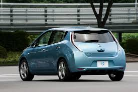 nissan leaf top speed nissan leaf affordable all electric hatch goes on sale in 2010