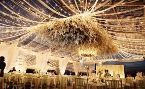 gold wedding theme gold themed christmas weddings
