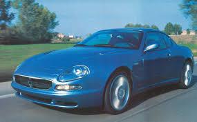 maserati light blue maserati 3200 gt romancing the road shannons club
