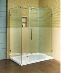 frosted glass door for the shower cubicle worth trying out