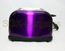 Russell Hobbs Purple Toaster Purple Toaster In Appliances Ebay