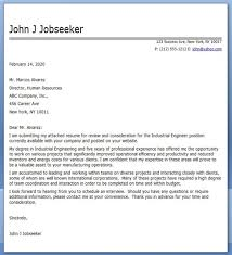 manufacturing design engineer cover letter