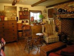 primitive country decorating ideas for kitchen decoration