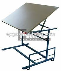 furniture student drafting table and chair drawing table