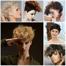 haircuts and hairstyles for curly hair medium pixie haircuts hairstyle for women man
