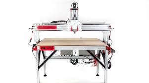 review pro4824 is a totally modular customizable cnc router make