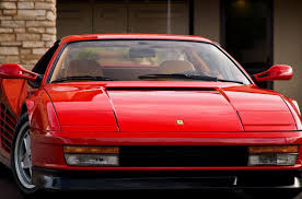 ferrari how to invest in a classic car ferrari testarossa british gq