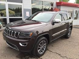 jeep cherokee grey 2017 2017 used jeep grand cherokee limited 35 988 near somerset wi 54025