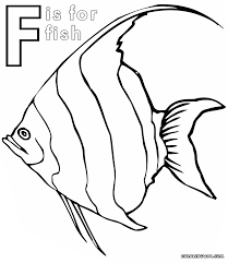 fish coloring pages coloring pages to download and print