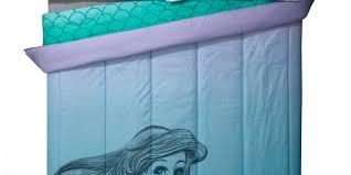 Little Mermaid Comforter Disney The Little Mermaid Full Queen Comforter Inside The Magic
