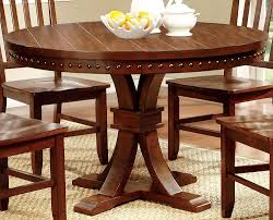 round table dining room amazon com furniture of america castile transitional round