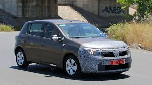 renault logan 2016 price dacia sandero logan mcv facelift spied ahead paris debut