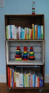 Crates For Bookshelves - 12 best vegetable crates images on pinterest big rooms