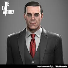 the administrator the evil within wiki fandom powered by wikia
