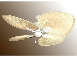 Ceiling Fan With Palm Leaf Blades by Ceiling Fan Palm Ceiling Fan Tropical Ceiling Fans 56 Island