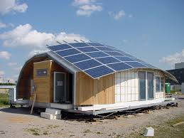 Stunning EnergyEfficient Homes In The  Solar Decathlon - Small energy efficient home designs