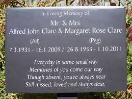outdoor memorial plaques popular personalized outdoor memorial plaques with slate garden