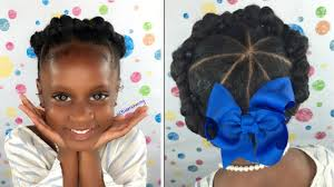 crown halo twist kids natural hair back to hairstyles