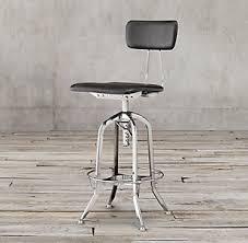 leather bar u0026 counter stools rh