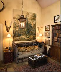 Country Style Home Interiors English Country Style House Interiors Next To The Knole Sofa Is