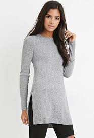 slit sweater side slit sweater tunic forever 21 foreverfamily forever 21
