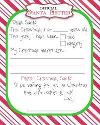 25 unique letter from santa template ideas on pinterest santa