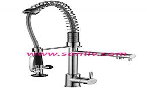 pull down faucet kitchen high end kitchen sink faucets with